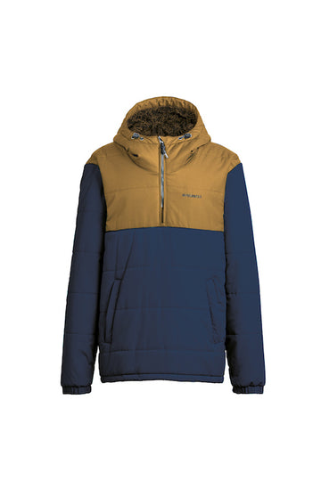 2021 Airblaster Puffin Pullover Jacket in Navy