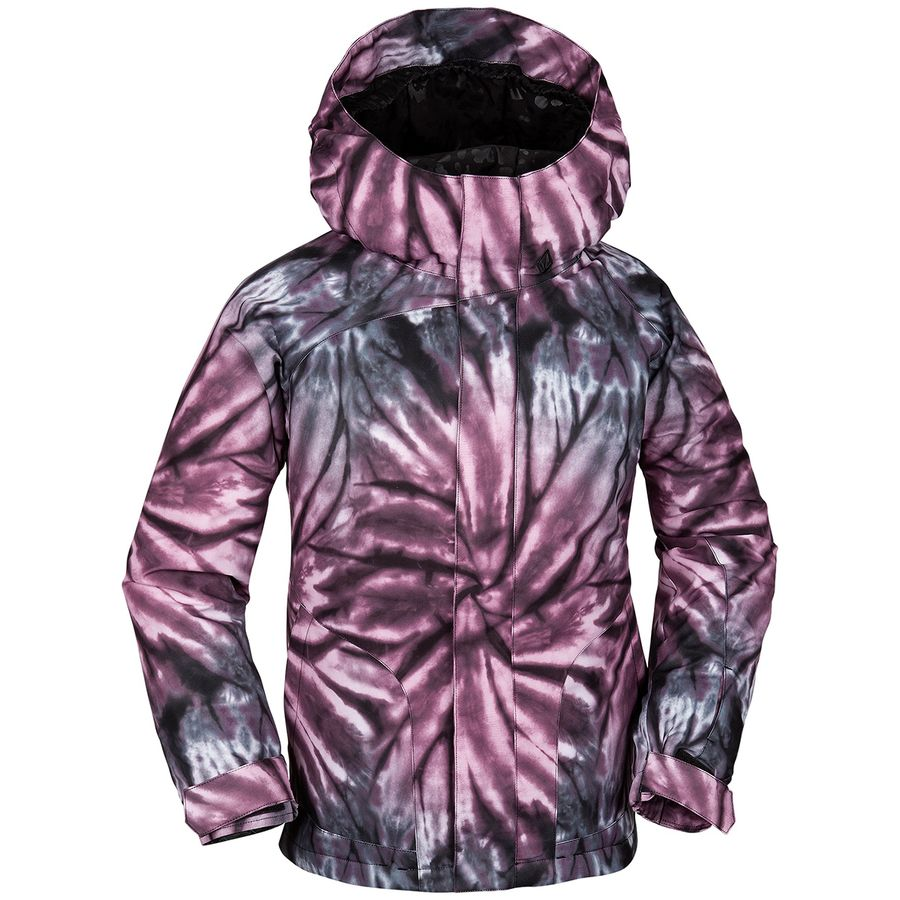 2020 Volcom Westerlies Insulated Snow Jacket in Purple