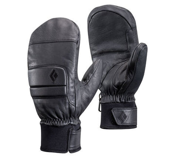 2020 Black Diamond Spark Mitts in Smoke