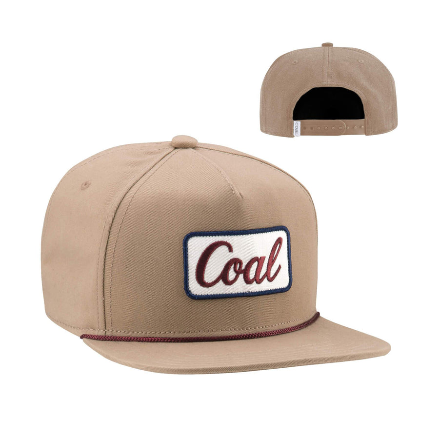 Coal The Palmer Cap in Khaki