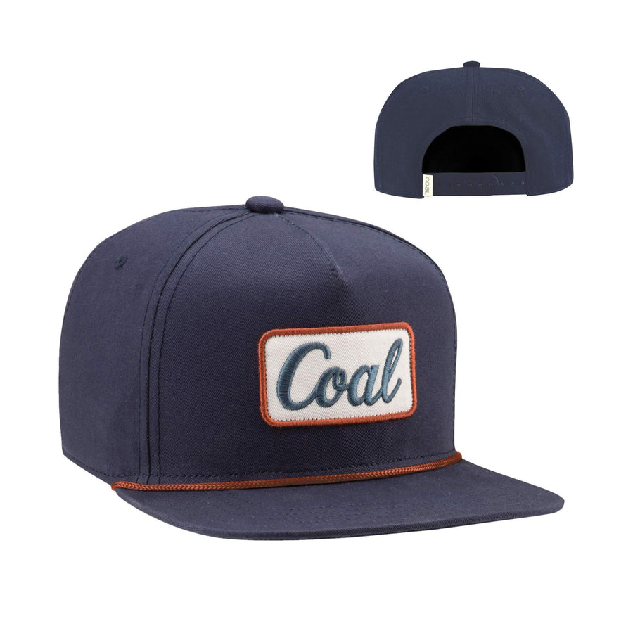 Coal The Palmer Cap in Navy