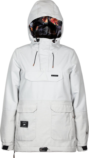 2021 L1 Prowler Womens Snow Jacket in Ghost