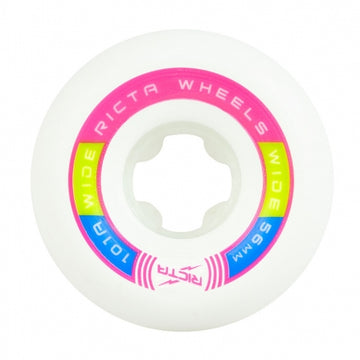 Ricta Wides Rapido Skate Wheel in 56mm 101A