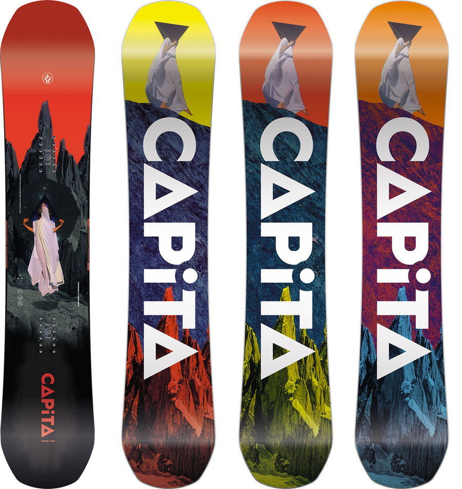 2021 Capita Defenders of Awesome Snowboard