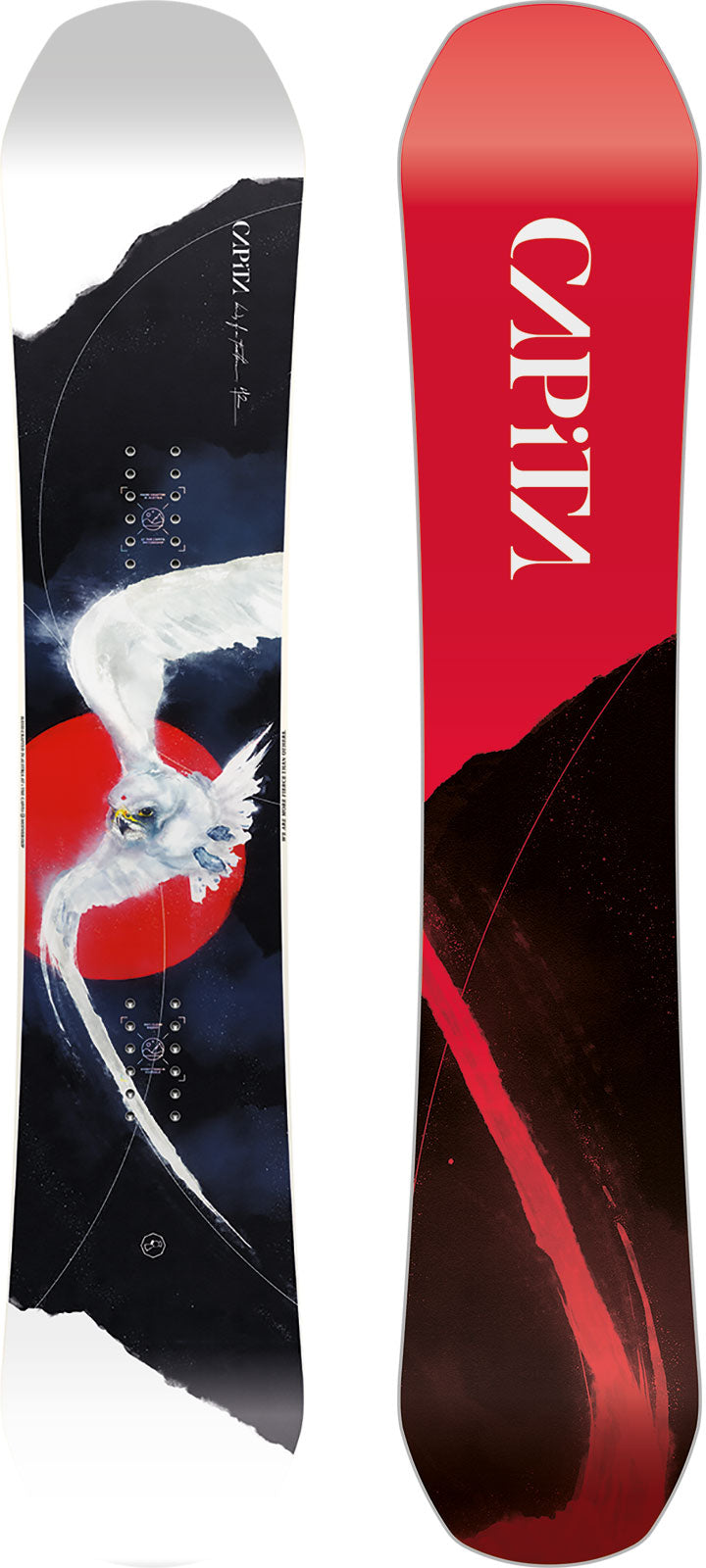 2021 Capita Birds of a Feather Womens Snowboard