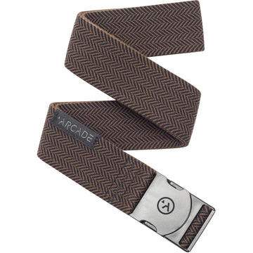 Arcade Ranger Belt in Black and Brown