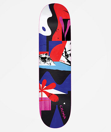 Real Chima Clark Series Skate Deck in 8.5