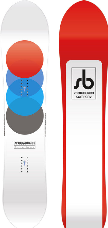 2021 Capita Spring Break Powder Racer Snowboard