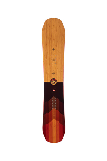 2022 Arbor Shiloh Rocker Snowboard view one