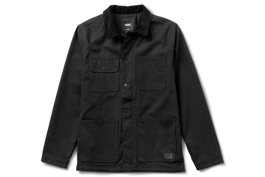 2019 Vans Drill Chore Jacket in Black