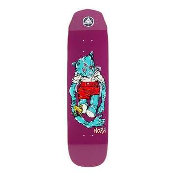 Welcome Teddy on Wicked Princess Skate Deck in 8.125