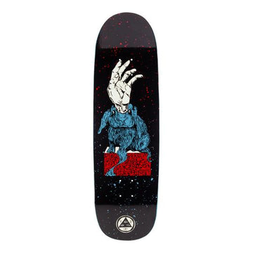 Welcome Magic Bunny on Boline Skate Deck in 9.25