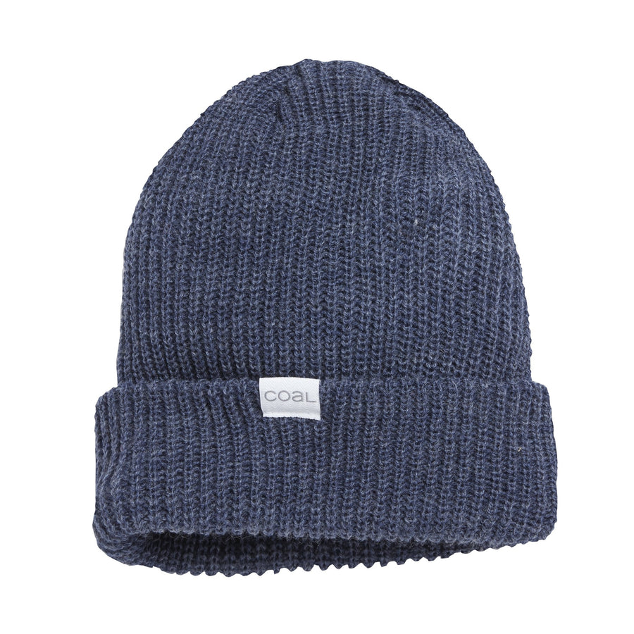 2020 Coal The Stanley Beanie in Heather Navy