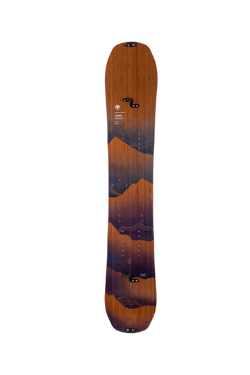 2022 Arbor Swoon Womens Rocker Splitboard