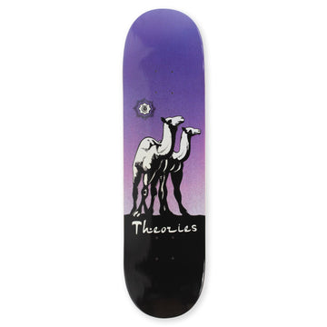 Theories Sahara Skate Deck