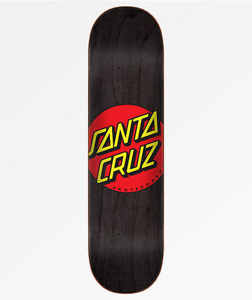Santa Cruz Classic Dot Skate Deck in 7.75