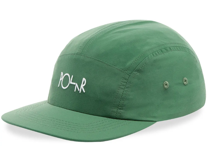 Polar Skate Co Lightweight Speed Cap in Dark Ivy