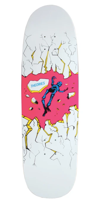 Theories Breakthrough Skate Deck