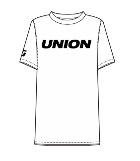 2021 Union Mens Tee in White