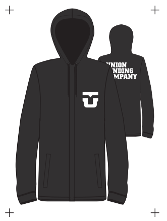 2021 Union Team Mens Jacket in Black