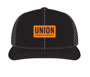 2021 Union Trucker Hat in Black