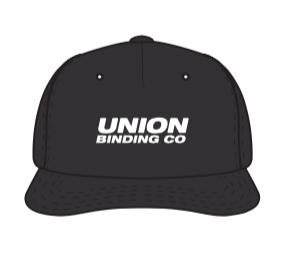 2021 Union 5 Panel Hat t in Black