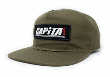2021 Capita MFG Hat in Black