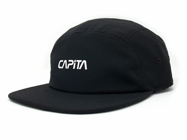 2021 Capita Outerspace Hat in Black