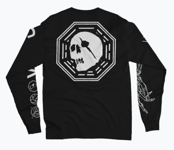 2021 Capita Quantum  Long Sleeve T Shirt in Black