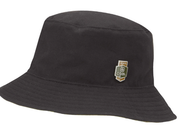 2020 Coal Bushwood Reversable Bucket Hat in Black