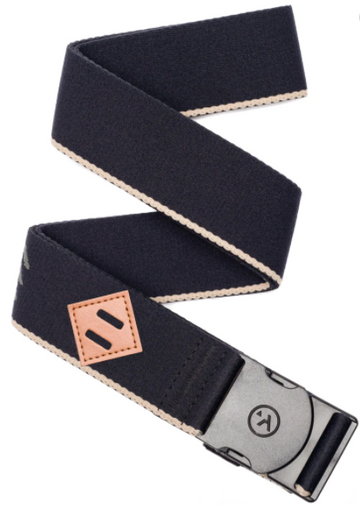 Arcade Blackwood Belt in Black and Khaki