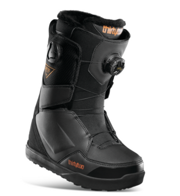 2021 Thirty Two (32) Womens Lashed Double Boa  Snowboard Boot in Black
