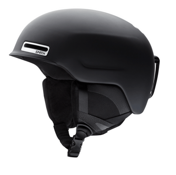 2021 Smith Maze Snow Helmet in Matte Black