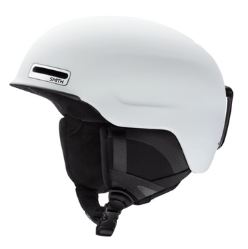 2021 Smith Maze Snow Helmet in Matte White