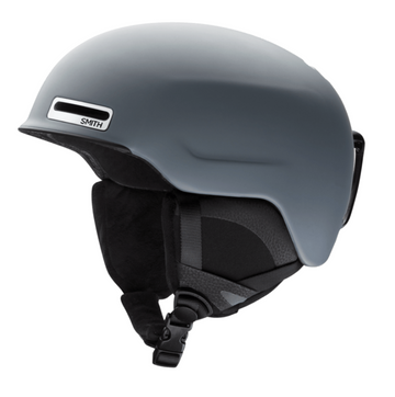 2021 Smith Maze Snow Helmet in Matte Charcoal