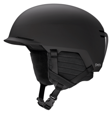 2021 Smith Scout Snow Helmet in Matte Black