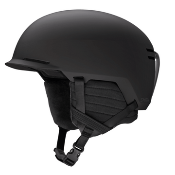 2021 Smith Scout Jr. Snow Helmet in Matte Black