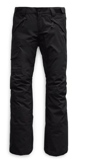 2021 The North Face Womens Insulated Freedom Pant in Black