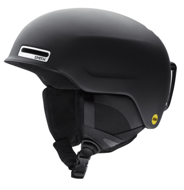 2021 Smith Maze MIPS Snow Helmet in Matte Black