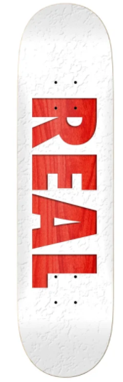Real Bold Team Series Skate Deck in 8.5''