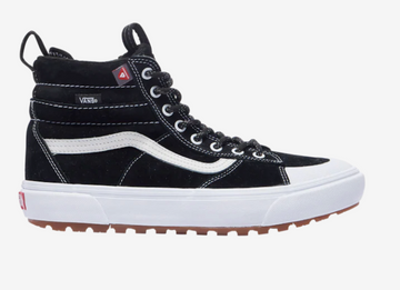Vans Sk8 Hi MTE 2.0 Dx in Black and True White
