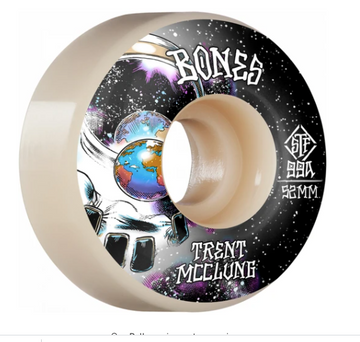 Bones STF 99A Trent McClung Unknown V1 Standard Skateboard Wheels