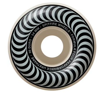 Spitfire Formula Four Classic Skate Wheels in 97D