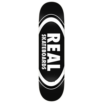 Real Classic Oval Skate Deck in 8.25