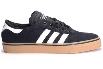 Adidas Adi-Ease Premiere in Core Black, White, and Gum
