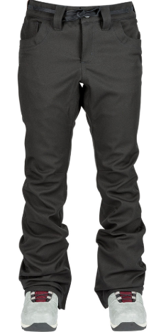 L1 Heartbreaker Basic Pants Black L