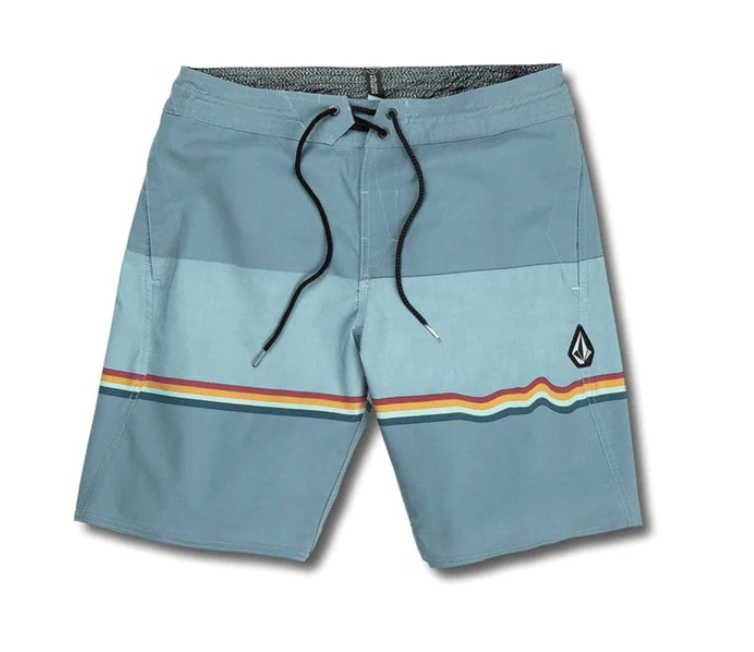 Volcom 3 Quarta Stoney 19'' Short in Sea Glass