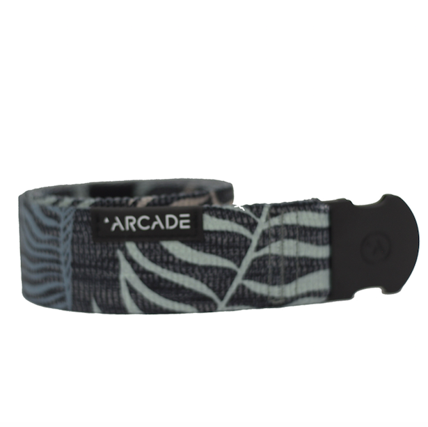 Arcade Ranger Belt in Multi Floral
