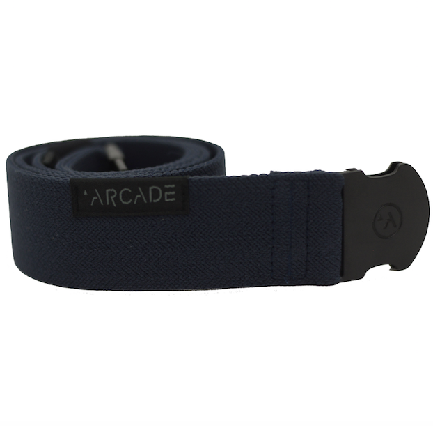 Arcade Ranger Belt in Navy