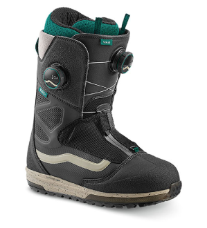 2020 Vans Viaje Womens Snowboard Boots in Black and Tidepool